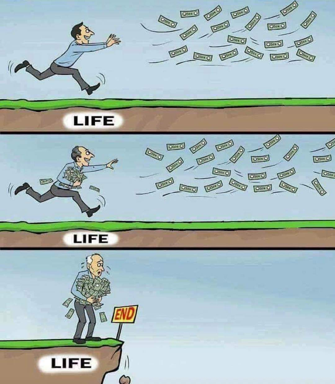 short story about life