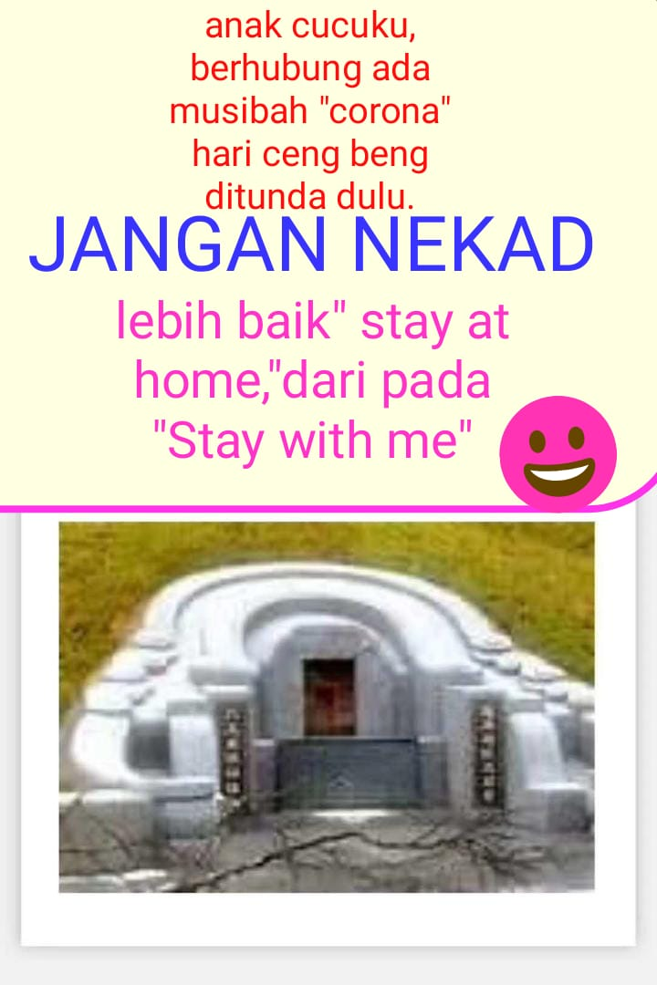 stay at home alias dirumah aja