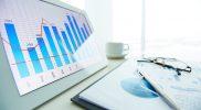 cara analisa fundamental saham dengan rasio price to earnings ratio (PER) dan price/earnings to growth ratio (PEG) dari laporan keuangan perusahaan publik BBRI dan BBNI