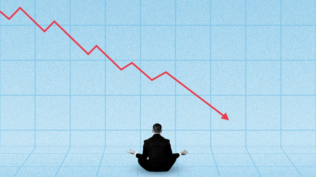 koreksi pasar saham terdalam di indonesia, kenapa alasannya