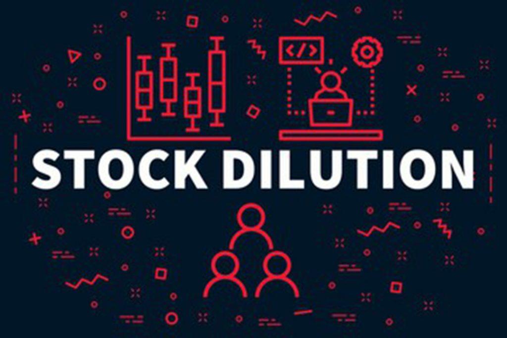 dilusi saham, rights issue dan hmetd, apa maksudnya saham terdilusi atau stock dilution?