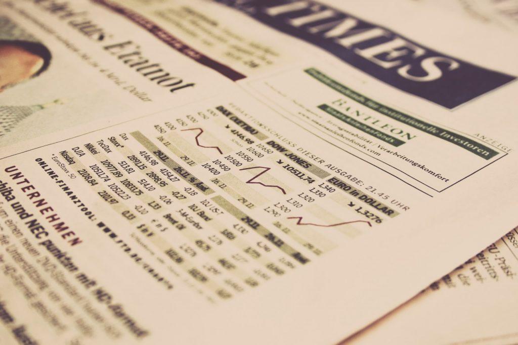 apa efek pasar saham pada harga komoditi