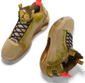Nike Air Jordan XXXIV Bayou Boys PE