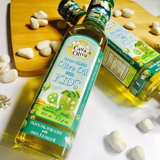 Casa Di Oliva Olive Oil For Kids (EVOO)