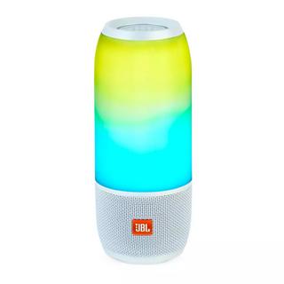 JBL Pulse 3 Bluetooth Speaker with LED White