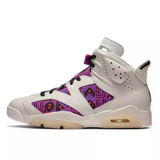 Nike AIR JORDAN 6 Quai 54 - Purple