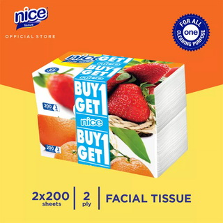 nice facial tissue beli 1 bonus 1 gratis